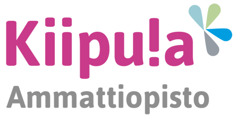Kiipulan Ammattiopiston logo. Sivustolle tästä.